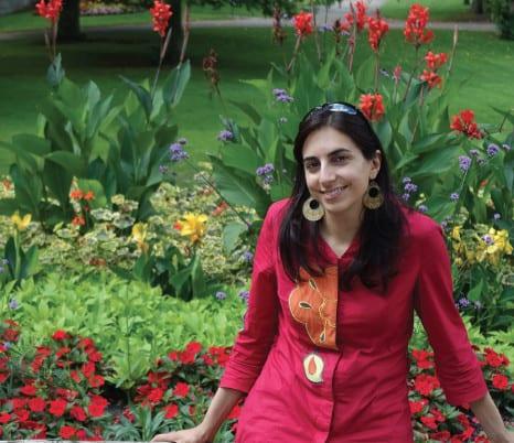 Meet Dr. Hosna Sheikholeslami, Denison's Newest Professor