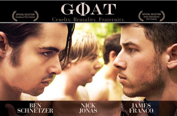 """""""G.O.A.T."""" brings attention to hazing on campuses"""