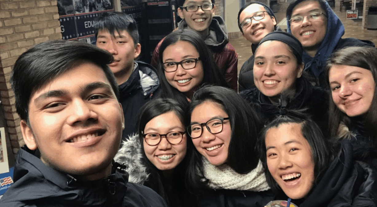 A Look at the Asian American Association's Spring Semester
