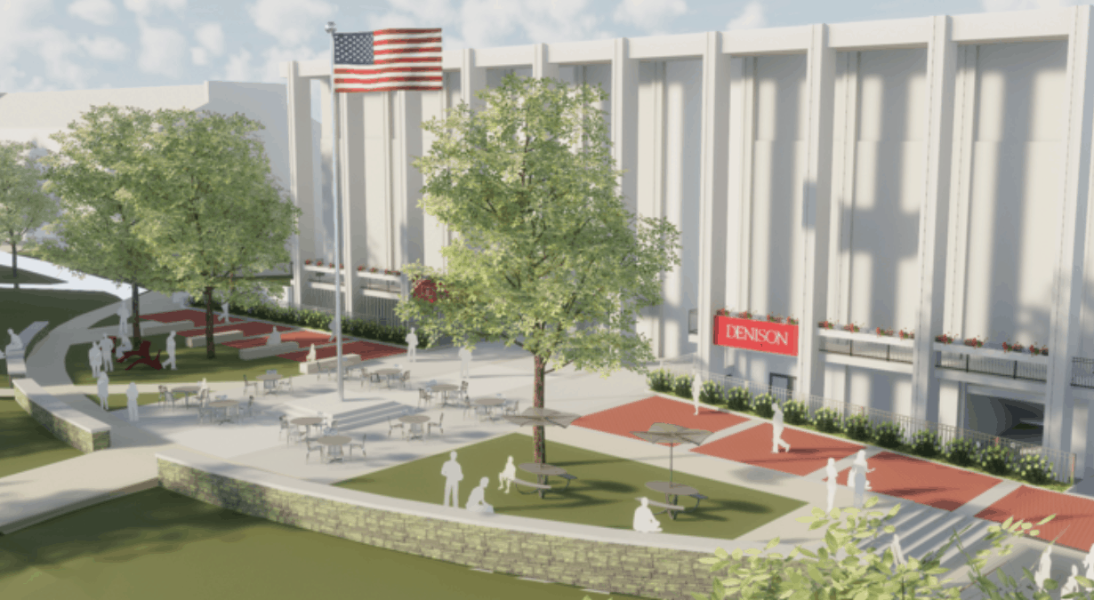 Academic Quad and Slayter project look to next phases