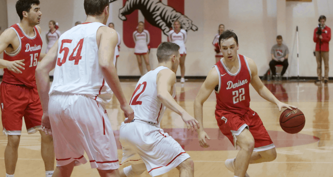 Men's basketball adds another game to the books