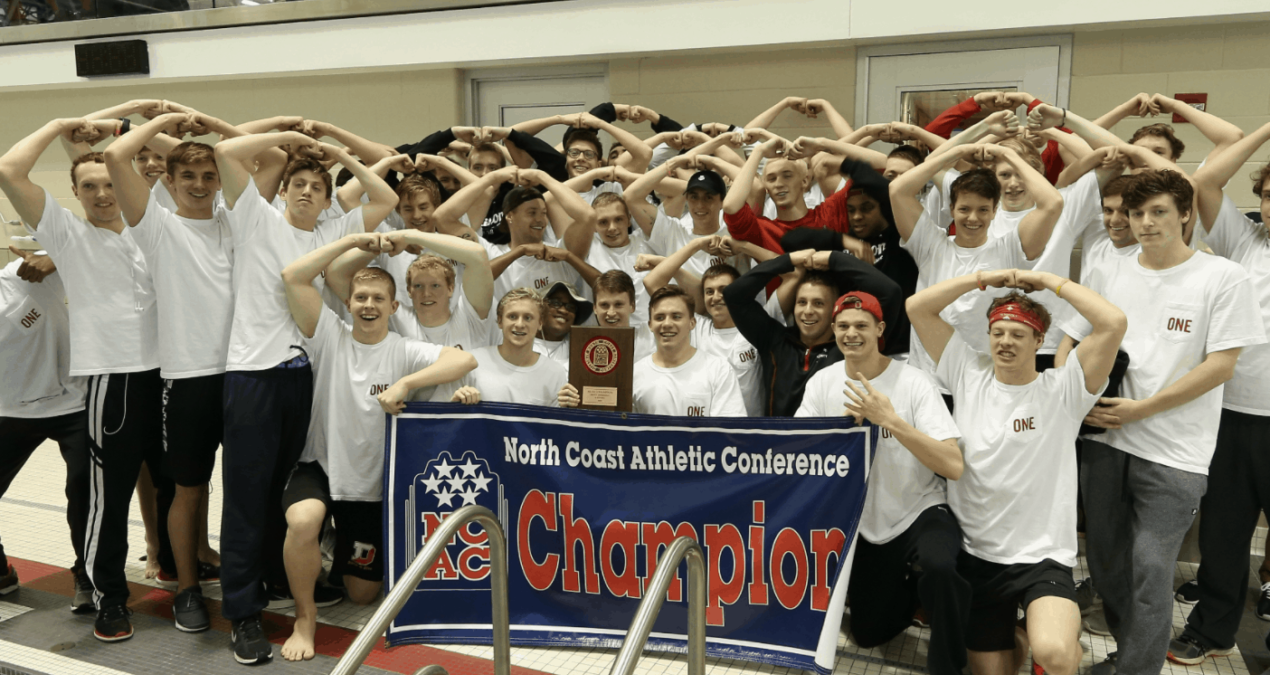 Swimming takes one step closer to National Championships