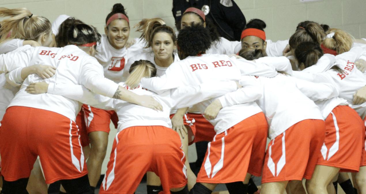 Denison Women's Basketball Wins Big on Regular Season Ending