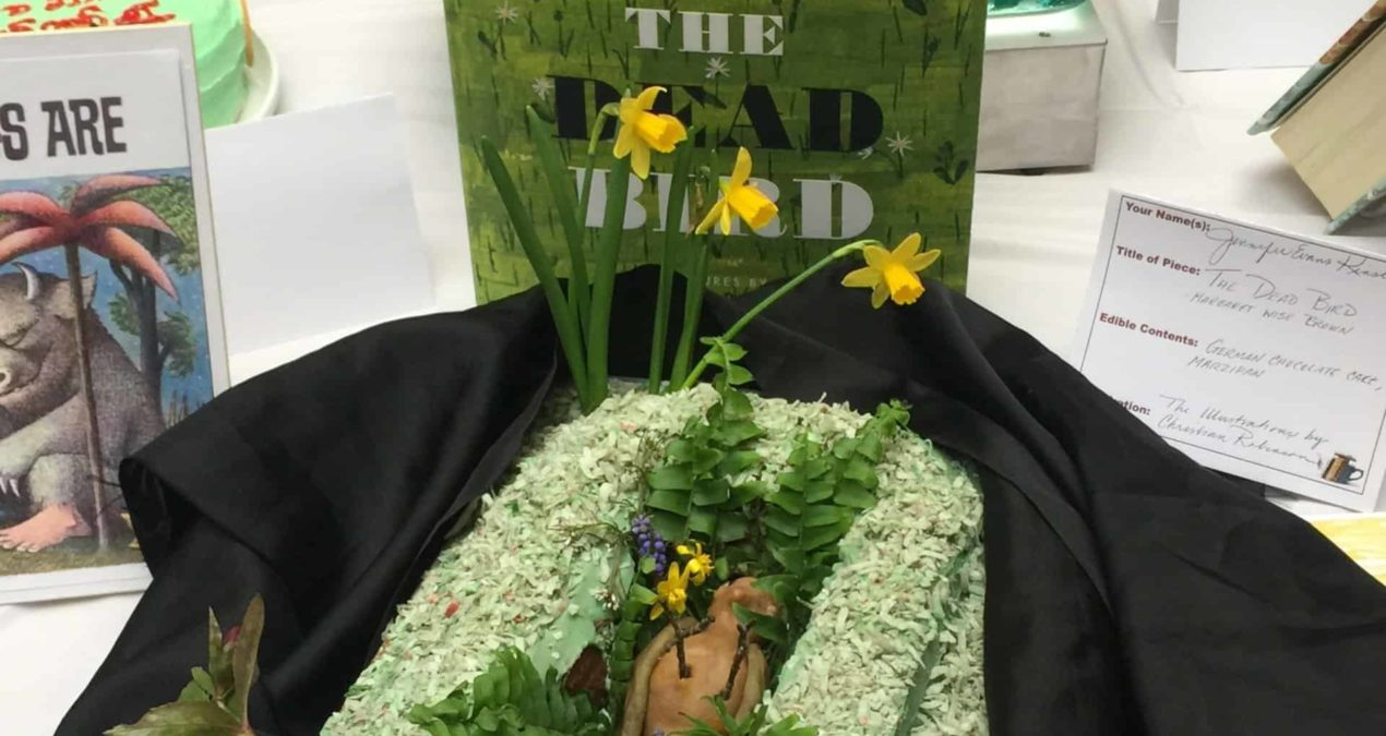 Library's edible book contest makes reading tasty