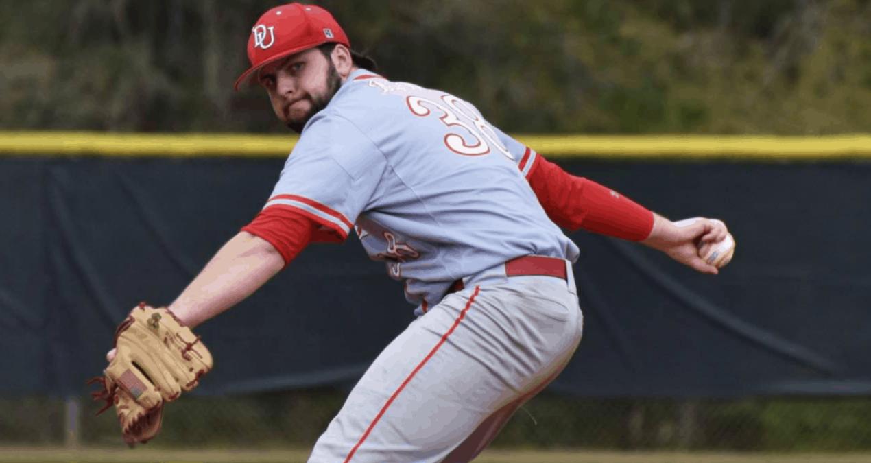 Provost's near complete game keeps baseball winning streak alive