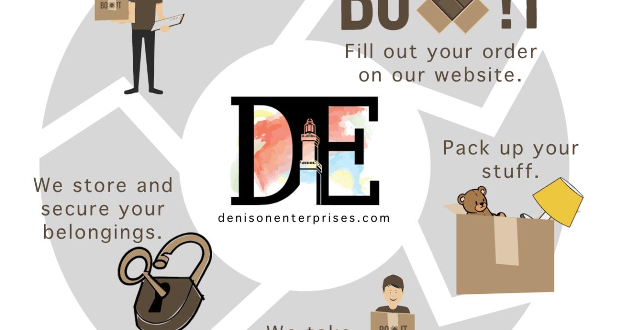 Denison Enterprises provides student summer storage with Box!T Program