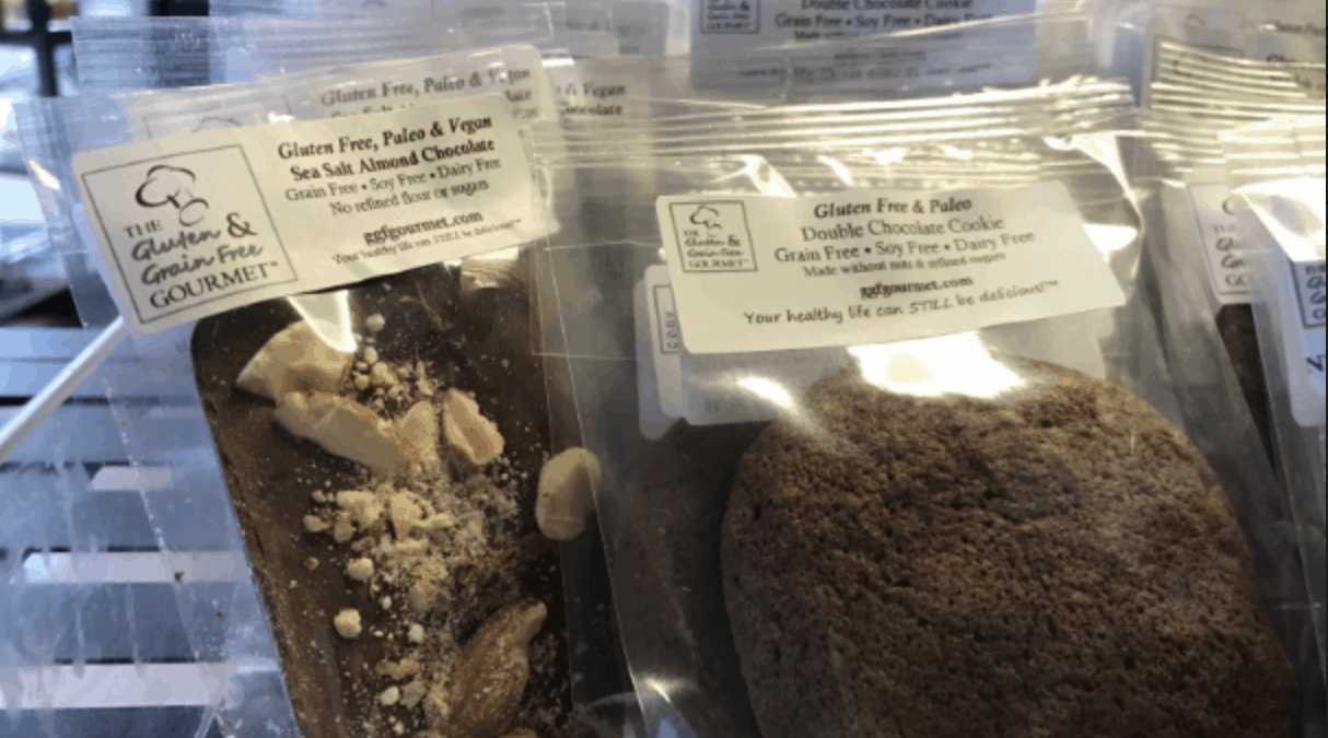 Slayter's infamous gluten-free and paleo cookies