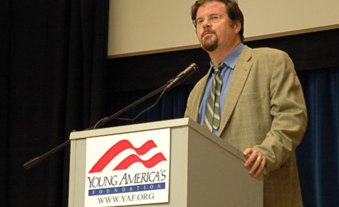 Political commentator Jonah Goldberg visits Denison