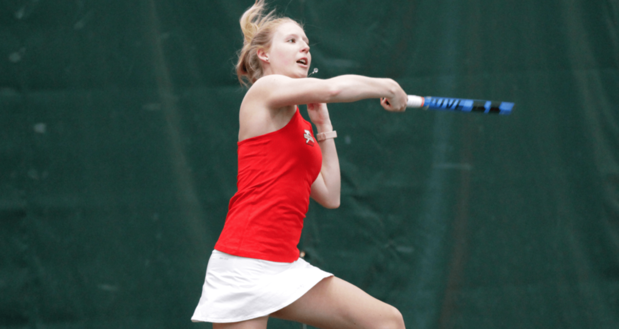 Men's and Women's Tennis fall to Kenyon in NCAC Championship