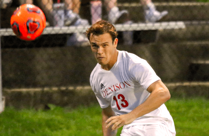 Men's soccer finds their stride