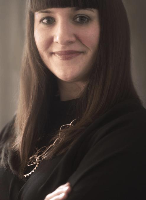 Britt Rusert takes Denison students back in time