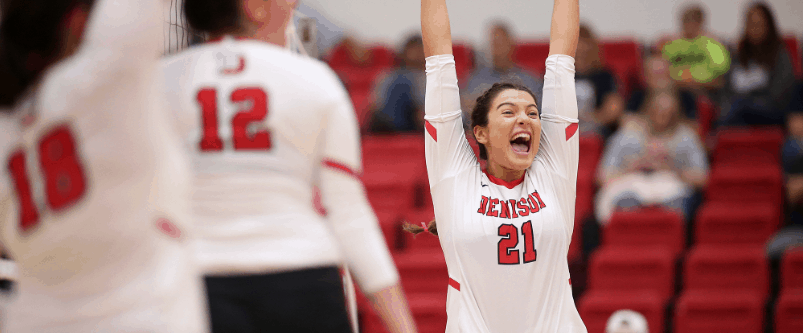 Women's Volleyball takes on Wittenberg