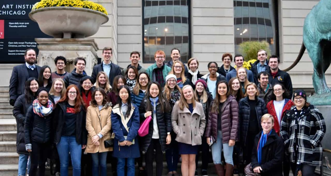 Orchestra Tour Takes Students to Chicago