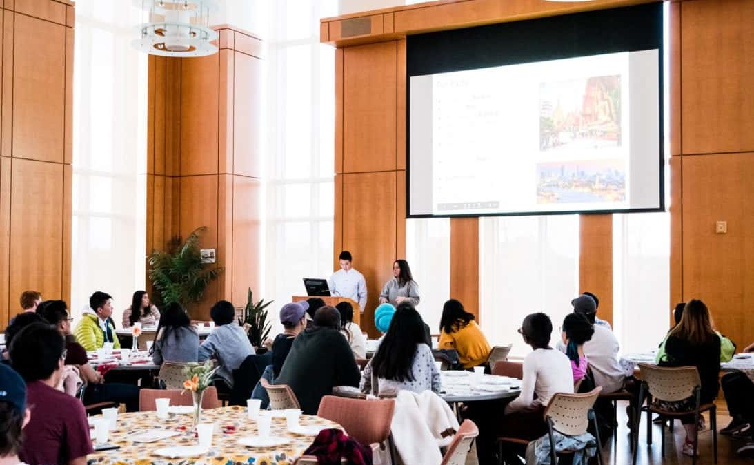 ACC hosts Thai Dinner to support students in Thailand