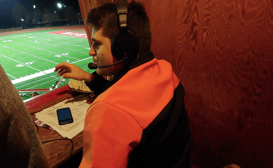 Denison Sports Network provides students with a unique out-of-class learning experience