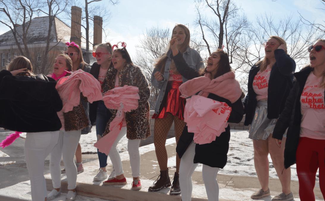 Photo Essay: 2019 Sorority Bid Day