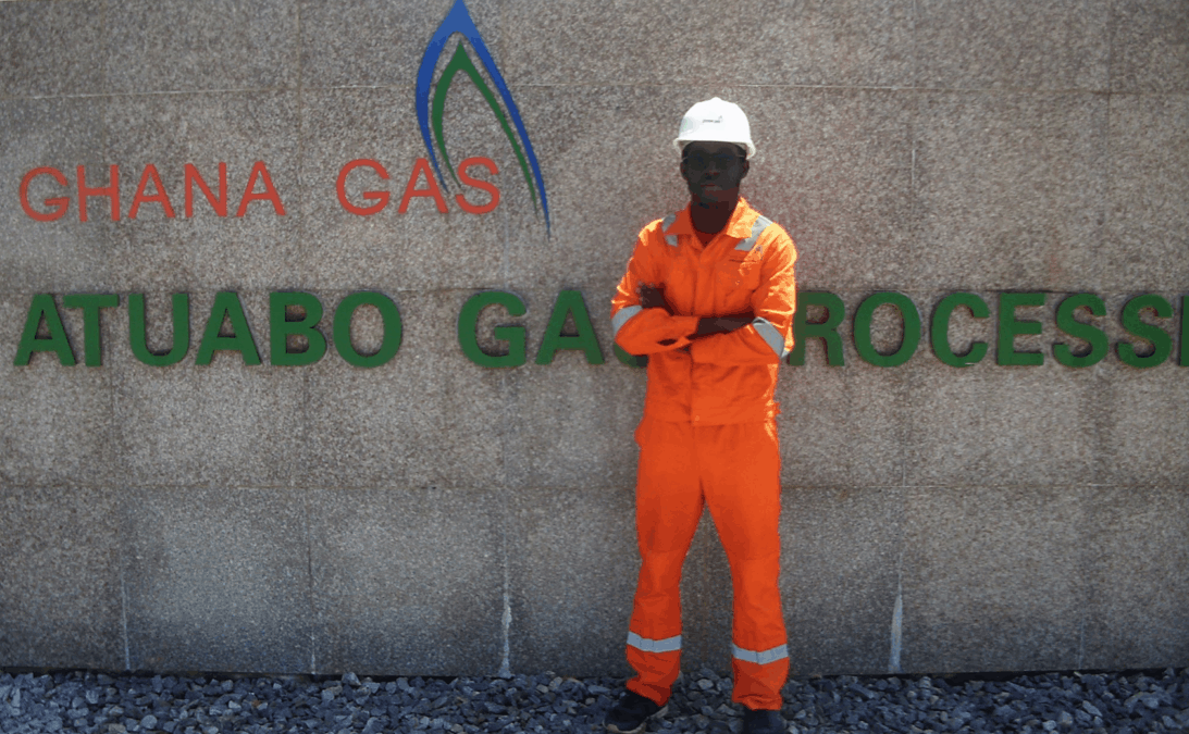 Kobi Ocran '21 brings a data analytics approach to gas processing