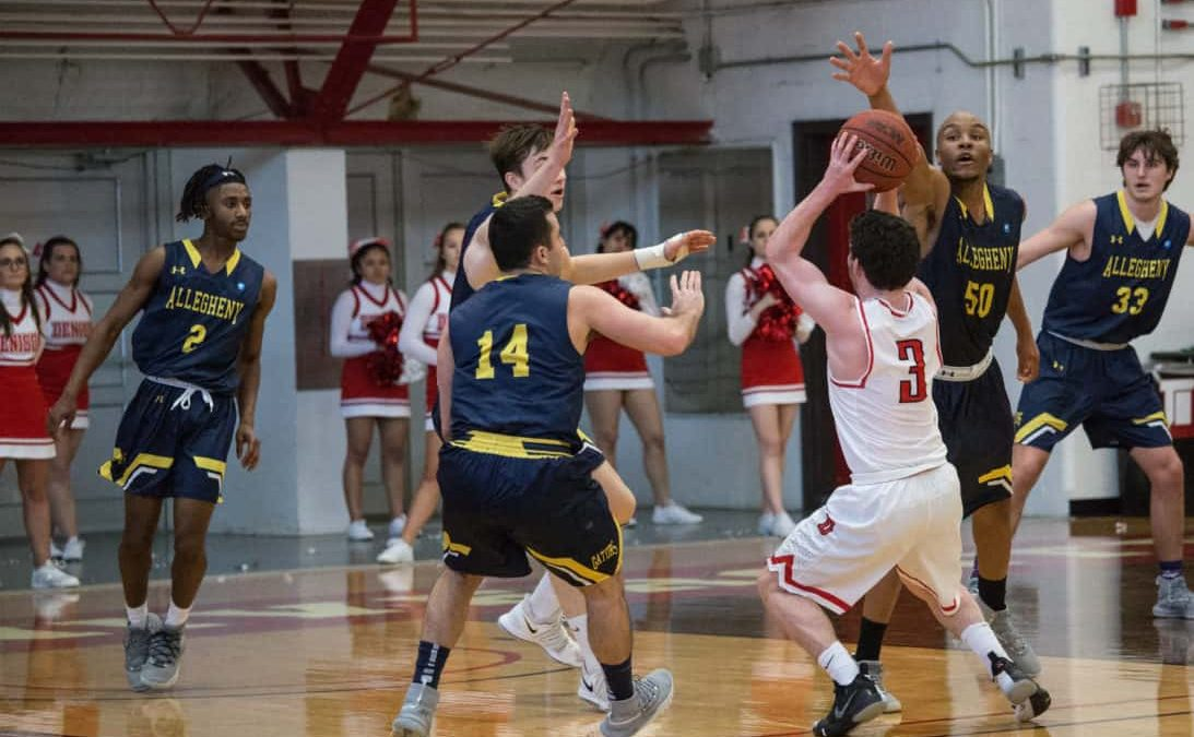 Big Red suffer two home NCAC losses, fall to 6-16