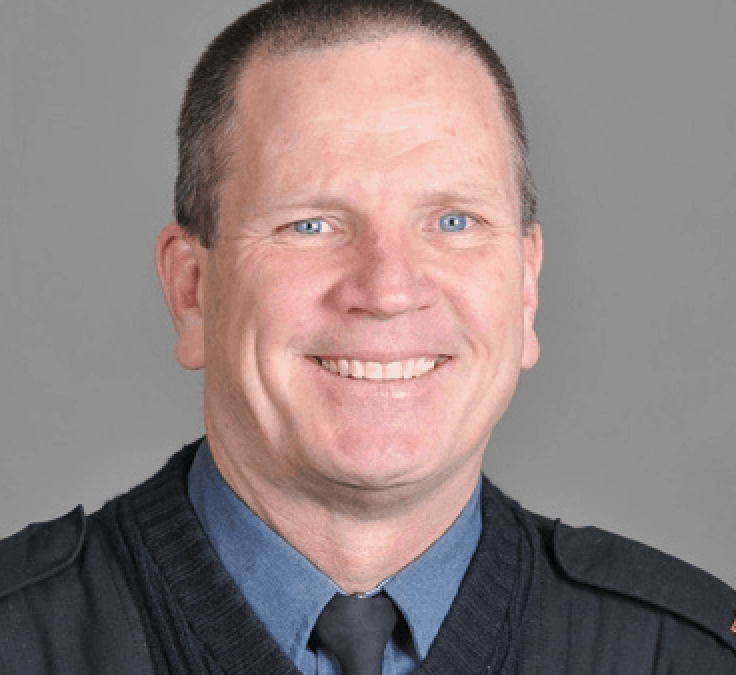 Chief Jim O'Neill looking to make connections with students