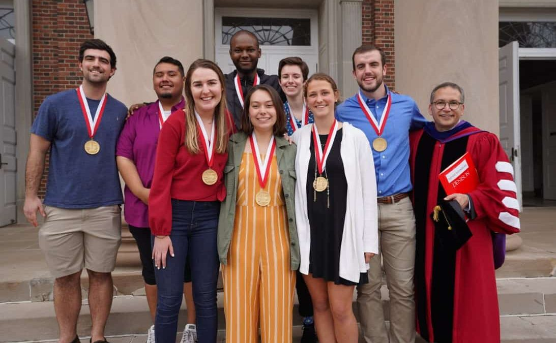 Presidential Medalists, Provost's Academic Excellence Award recipients recognized