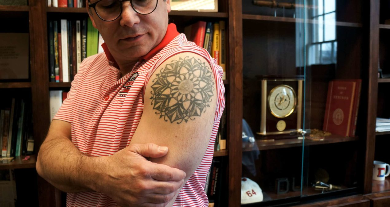 Tattoos in Higher Ed: Stories and acceptance