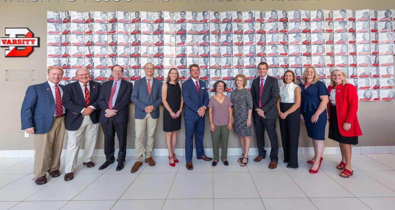 Ten alumni inducted into Varsity D Association Athletics Hall of Fame