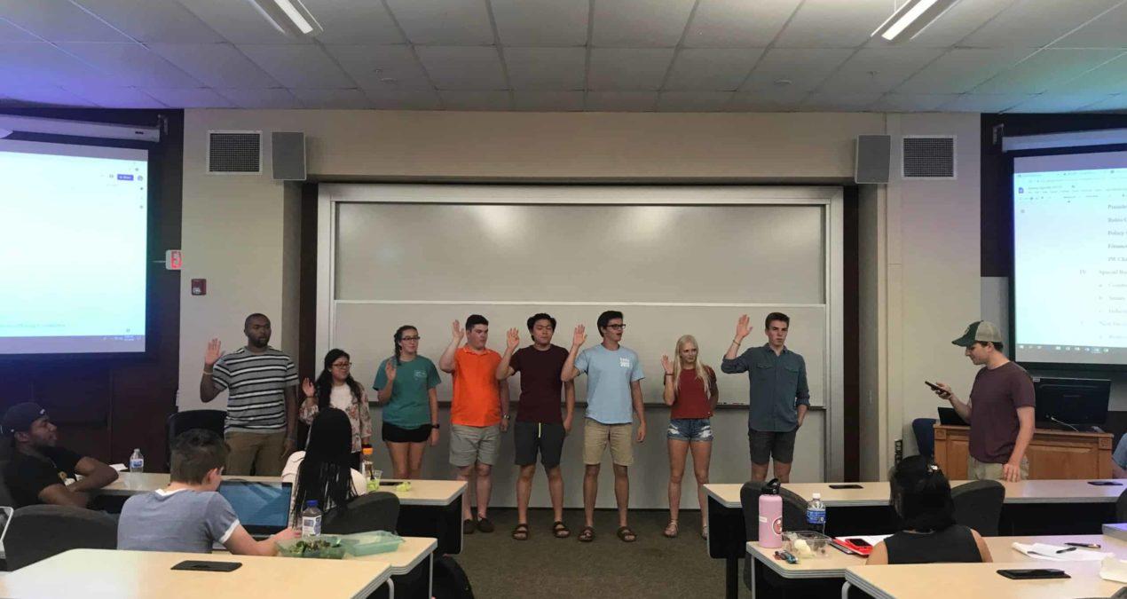 Meet the freshly elected class of 2023 DCGA class senators