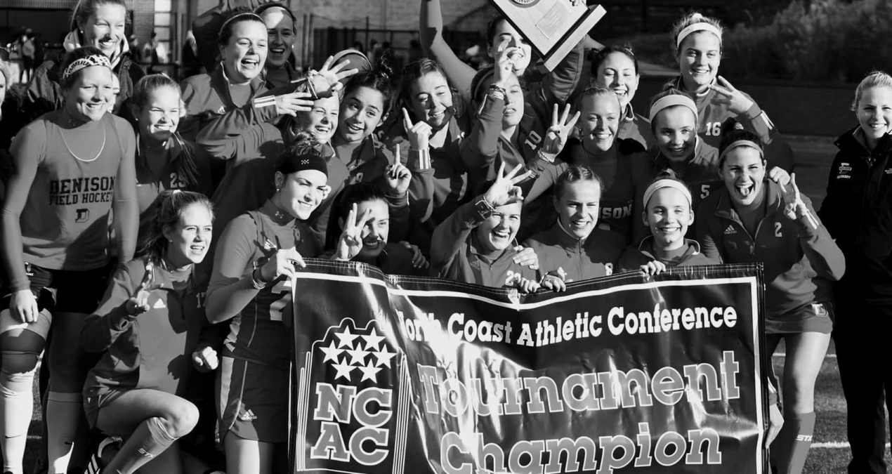 Field hockey wins NCAC crown, headed to NCAA Tournament