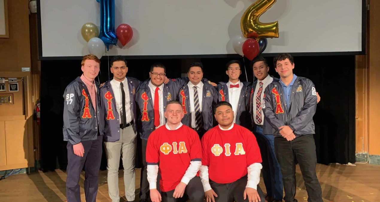 Photo essay: Multicultural Greek Council organizations reveal new members