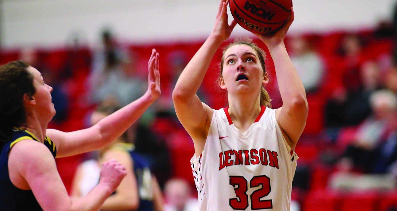 Women's basketball dominates Hiram with their cut-throat defense