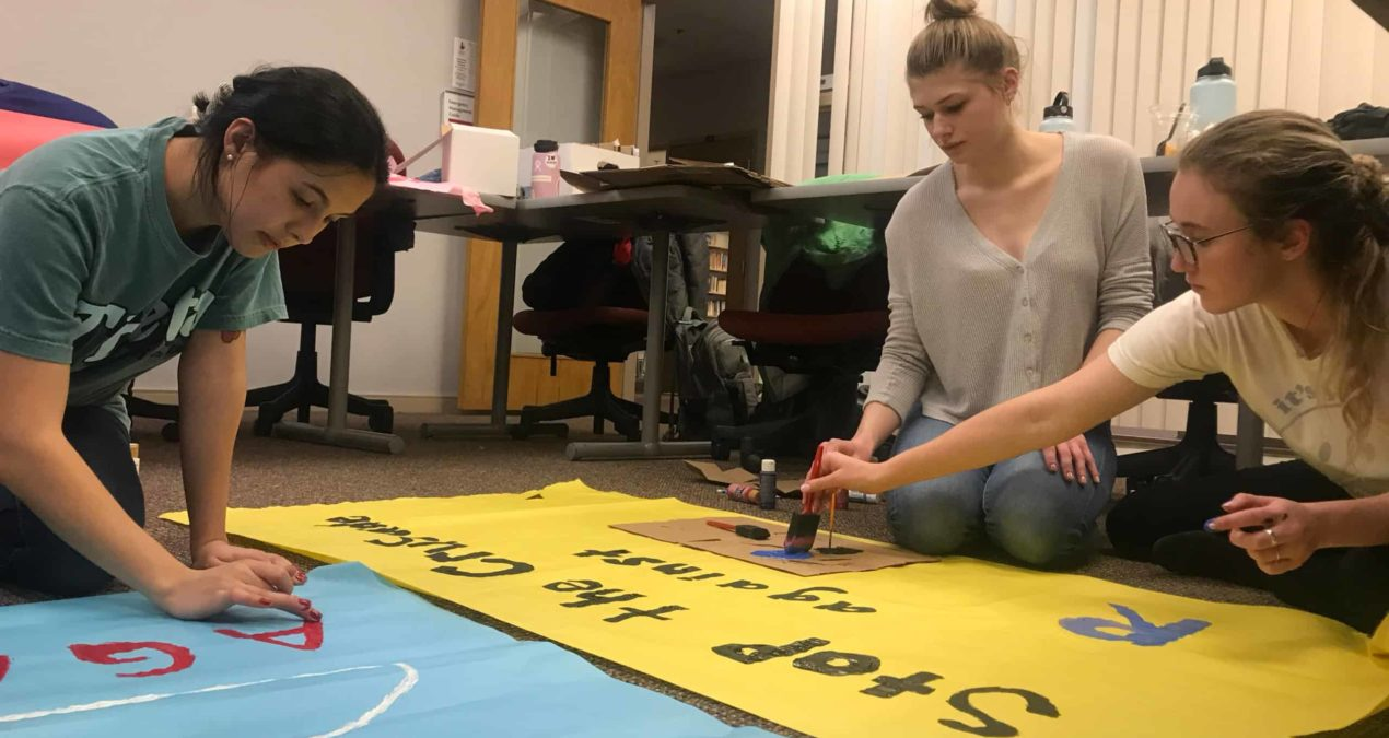 Let's talk about sex: students teach peers next fall