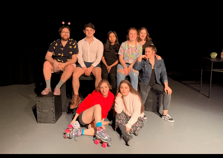 "DITA presents a stellar performance of comedy ""Space Girl"""