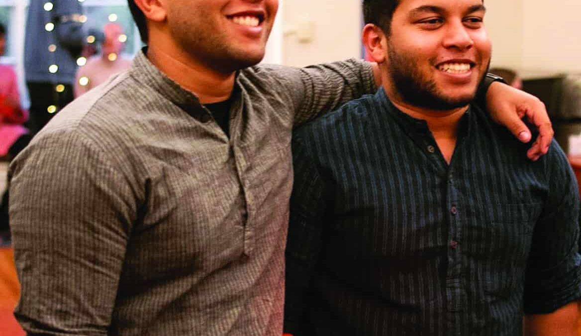 It takes two: Denisonians reveal their twin counterparts on campus and off