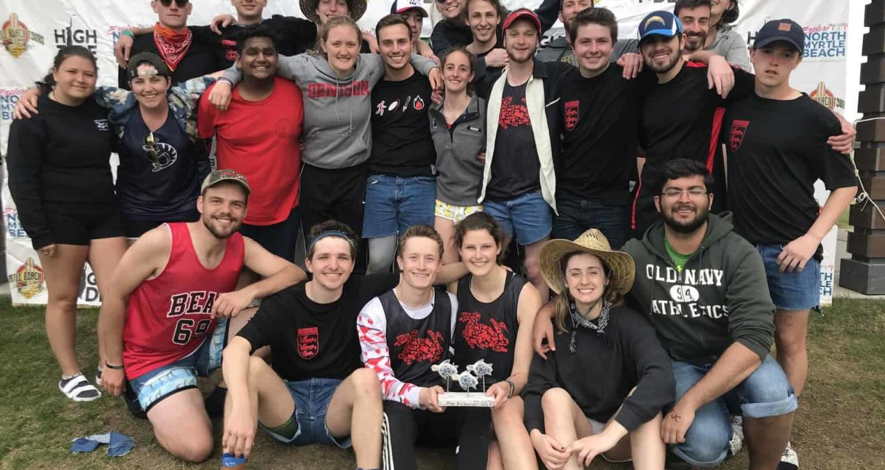 """Decker '19 on Ultimate Frisbee tournament championship:  """"It's about so much more than winning"""""""