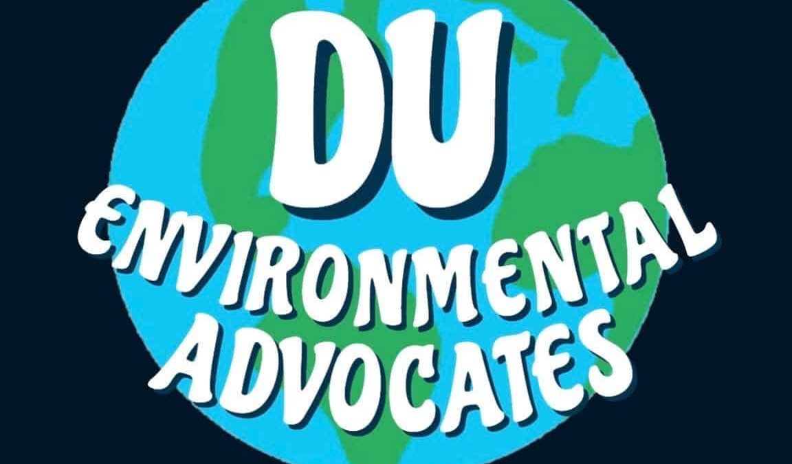 Denison Environmental Advocates plea for students to be environmentally friendly