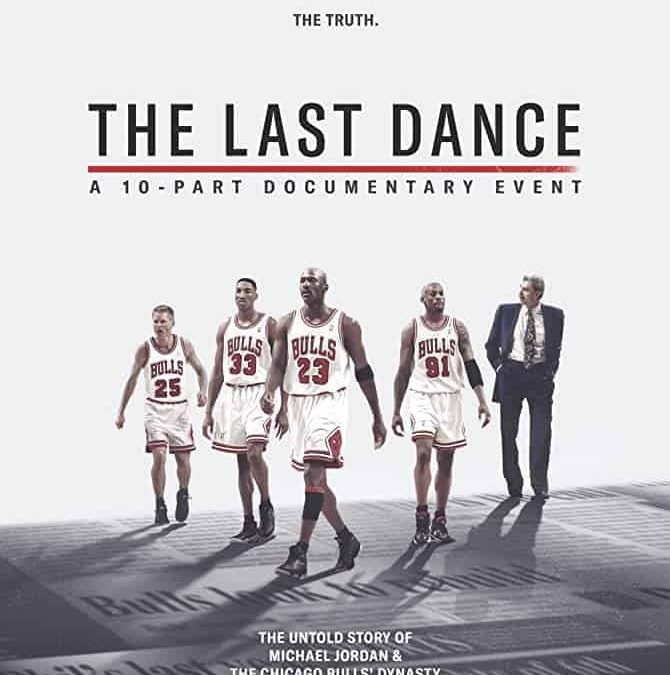The Last Dance, LeBron and the debate over sports legacies