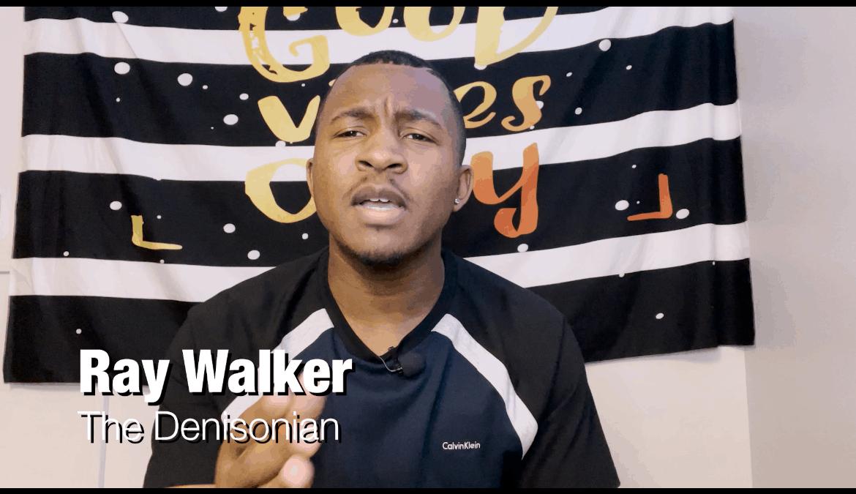 Broadcast: Ray Walker's COVID Isolation Experience