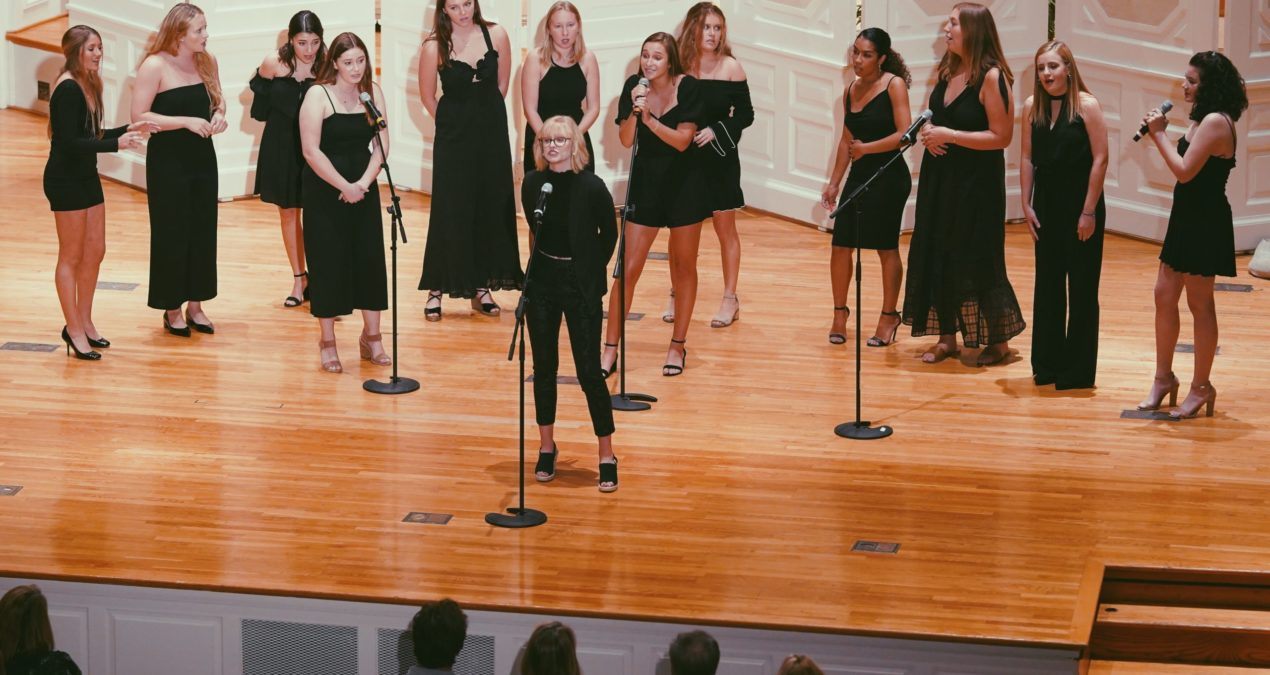 Senior recital performers reflect on their experiences with music